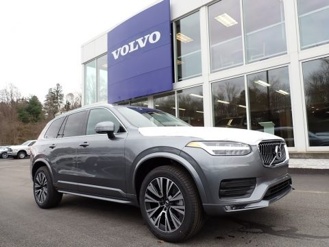 Osmium Gray Metallic Volvo XC90 T5 AWD Momentum.  Click to enlarge.