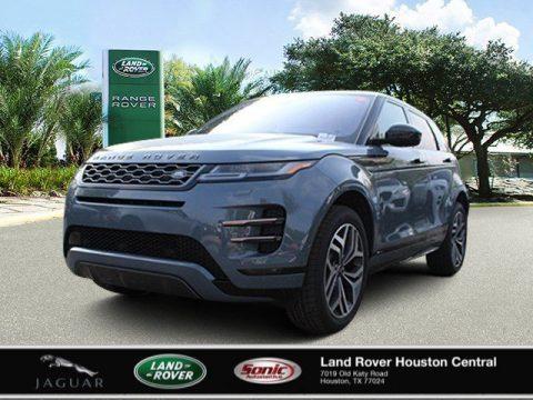 Nolita Gray Metallic Land Rover Range Rover Evoque First Edition.  Click to enlarge.