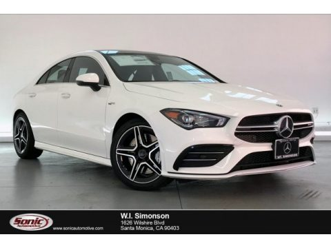Mercedes-Benz CLA AMG 35 Coupe
