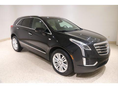 Stellar Black Metallic Cadillac XT5 Premium Luxury.  Click to enlarge.