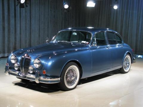 Used 1963 Jaguar Mark Ii 3 8 For Sale Stock 218183 Dealerrevs Com Dealer Car Ad 13831812