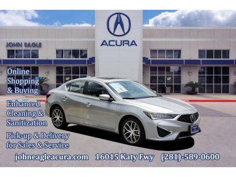 Lunar Silver Metallic Acura ILX Premium.  Click to enlarge.
