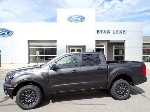 Ford Ranger XLT SuperCrew 4x4