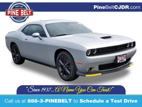 Triple Nickel Dodge Challenger GT AWD.  Click to enlarge.