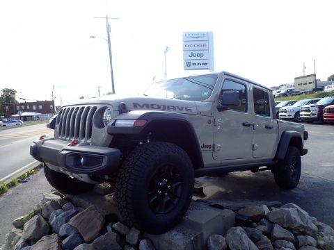 Gobi Jeep Gladiator Mojave 4x4.  Click to enlarge.