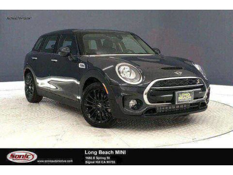 Thunder Gray Mini Clubman Cooper S.  Click to enlarge.