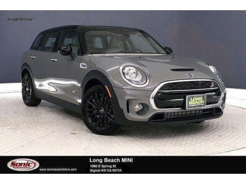 Moonwalk Grey Mini Clubman Cooper S All4.  Click to enlarge.