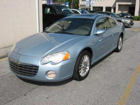 Download Free 2004 Chrysler Sebring Coupe Owners Manual