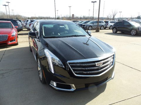 Black Raven Cadillac XTS Luxury AWD.  Click to enlarge.