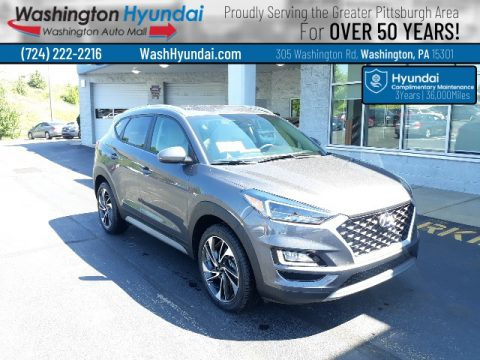 Hyundai Tucson Sport AWD