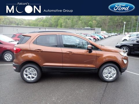 Ford EcoSport SE 4WD
