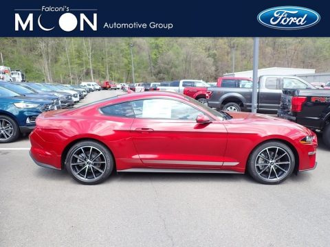 Ford Mustang EcoBoost Fastback