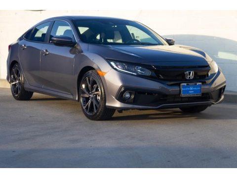 Honda Civic Sport Sedan