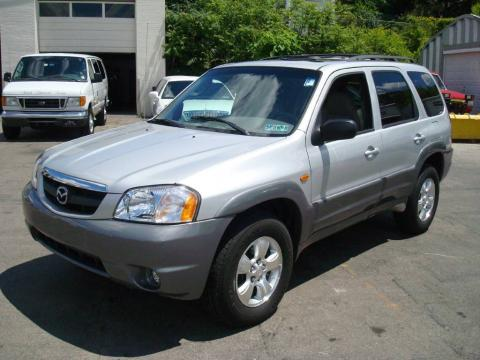 used 2001 mazda tribute lx v6 4wd for sale stock a91289a dealer car ad. Black Bedroom Furniture Sets. Home Design Ideas