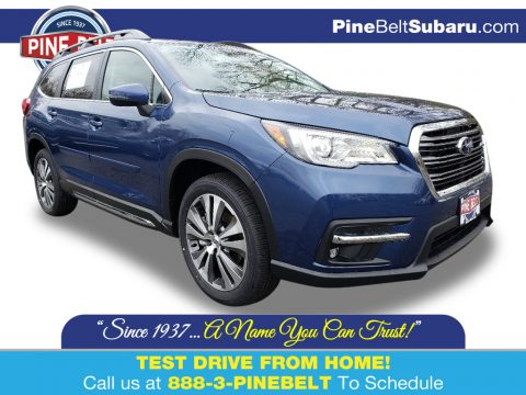 Abyss Blue Pearl Subaru Ascent Limited.  Click to enlarge.