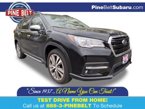 Crystal Black Silica Subaru Ascent Touring.  Click to enlarge.