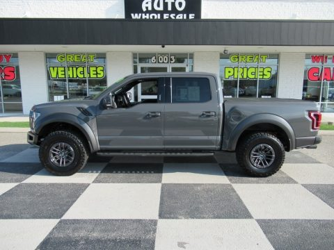 Ford F150 SVT Raptor SuperCrew 4x4