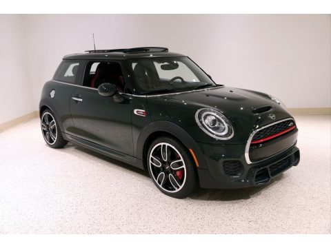 JCW Rebel Green Mini Hardtop John Cooper Works 2 Door.  Click to enlarge.