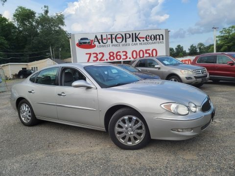 Platinum Metallic Buick LaCrosse CXL.  Click to enlarge.