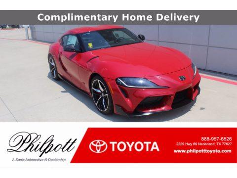 Toyota GR Supra 3.0 Premium