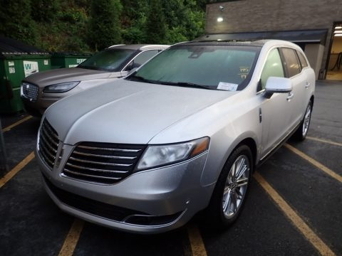 Ingot Silver Lincoln MKT Elite AWD.  Click to enlarge.
