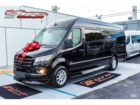 Mercedes-Benz Sprinter 3500 Passenger Van Conversion