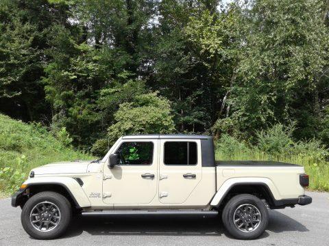 Gobi Jeep Gladiator Overland 4x4.  Click to enlarge.