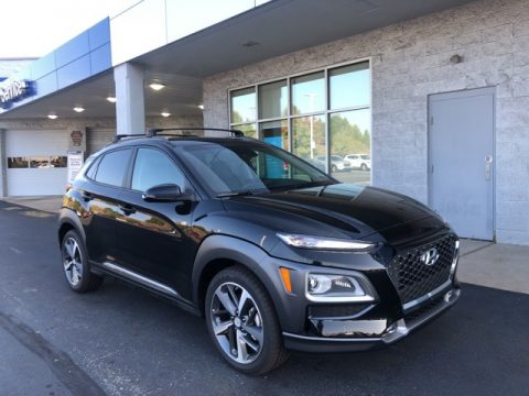 Hyundai Kona Limited AWD