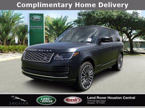 SVO Premium Palette Black Land Rover Range Rover Autobiography.  Click to enlarge.