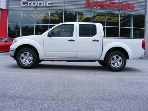 new 2009 nissan frontier se crew cab for sale stock n9215 dealer car ad. Black Bedroom Furniture Sets. Home Design Ideas