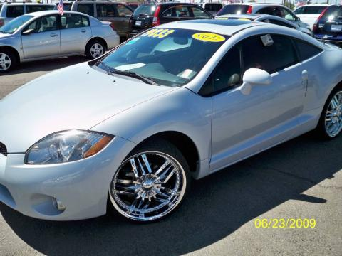used 2007 mitsubishi eclipse gt coupe for sale stock. Black Bedroom Furniture Sets. Home Design Ideas