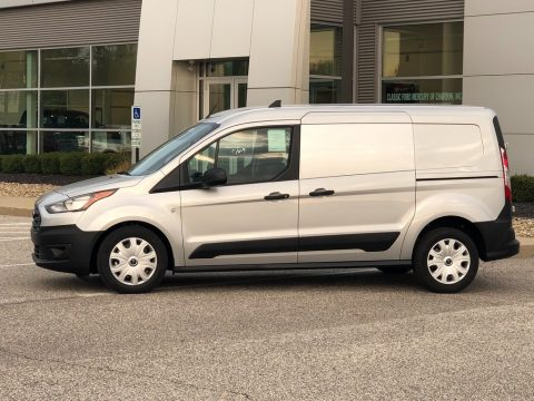 Silver Metallic Ford Transit Connect XL Van.  Click to enlarge.
