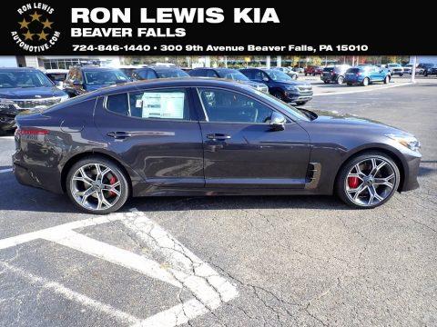 Panthera Metal Kia Stinger GT AWD.  Click to enlarge.