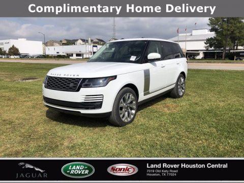 Fugi White Land Rover Range Rover Westminster.  Click to enlarge.