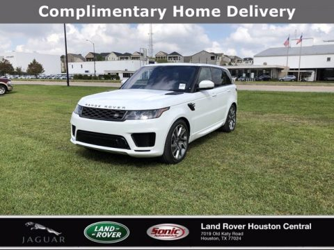 Fuji White Land Rover Range Rover Sport HSE Dynamic.  Click to enlarge.