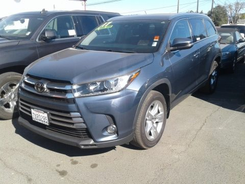 Toyota Highlander Limited AWD