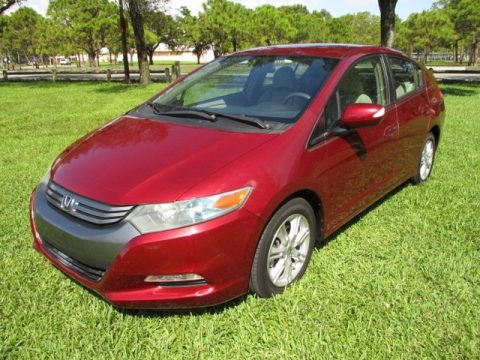 Honda Insight Hybrid EX