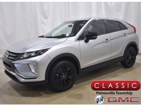 Alloy Silver Metallic Mitsubishi Eclipse Cross LE S-AWC.  Click to enlarge.