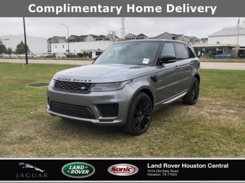 Eiger Gray Metallic Land Rover Range Rover Sport HSE Dynamic.  Click to enlarge.