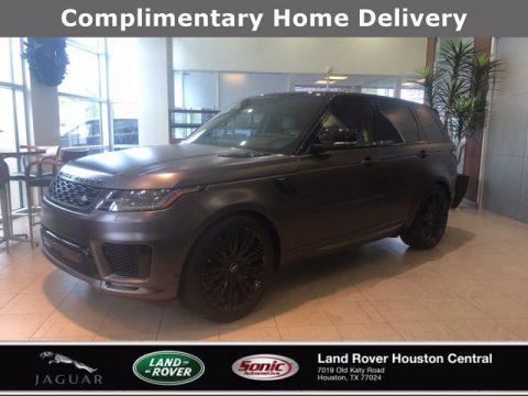 SVO Premium Palette Black Land Rover Range Rover Sport HSE Dynamic.  Click to enlarge.