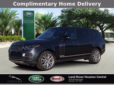 SVO Premium Palette Black Land Rover Range Rover SV Autobiography.  Click to enlarge.