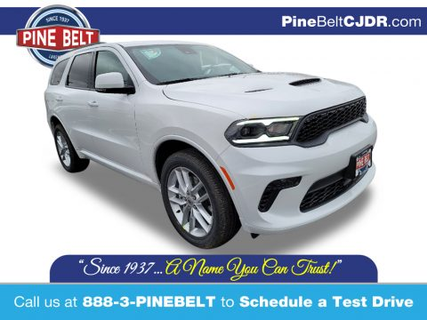 White Knuckle Dodge Durango GT AWD.  Click to enlarge.