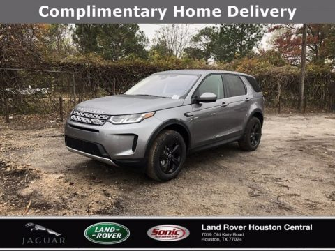 Eiger Gray Metallic Land Rover Discovery Sport S.  Click to enlarge.