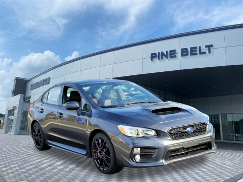 Magnetite Gray Metallic Subaru WRX Premium.  Click to enlarge.
