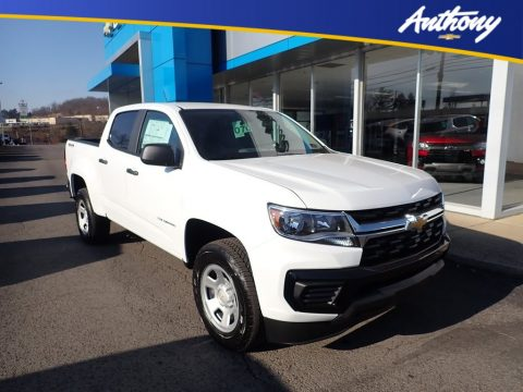 Chevrolet Colorado WT Crew Cab 4x4