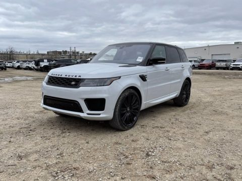Yulong White Metallic Land Rover Range Rover Sport HSE Dynamic.  Click to enlarge.