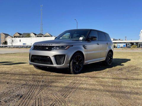 SVO Premium Palette Gray Land Rover Range Rover Sport SVR.  Click to enlarge.