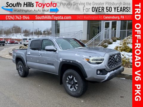 Toyota Tacoma TRD Off Road Double Cab 4x4