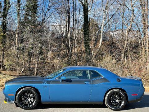 Frostbite Dodge Challenger R/T Scat Pack.  Click to enlarge.