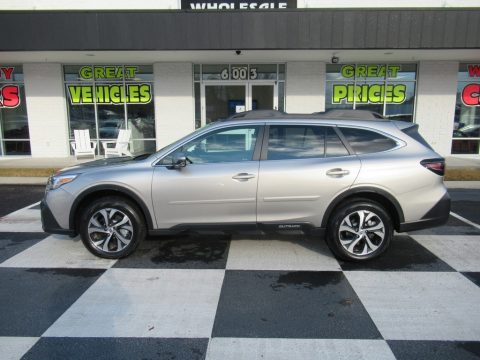 Tungsten Metallic Subaru Outback 2.5i Limited.  Click to enlarge.
